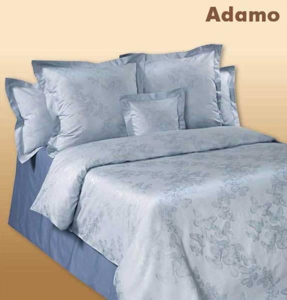 Постельное белье ADAMO (CD Milan Jacquard) адамо с 2-мя наволочками, Сатин-жаккард от Cotton-Dreams, Коттон Дримс, из сатина, из жаккарда, элитное