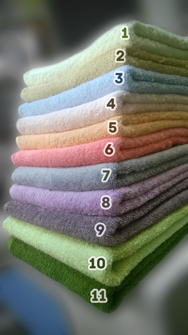 Полотенце махровое хлопок Bourgeois Nouveau (Буржуа-Новю), Банные полотенца: бамбуковые, махровые. Детские и для взрослых, Коттон Дримс