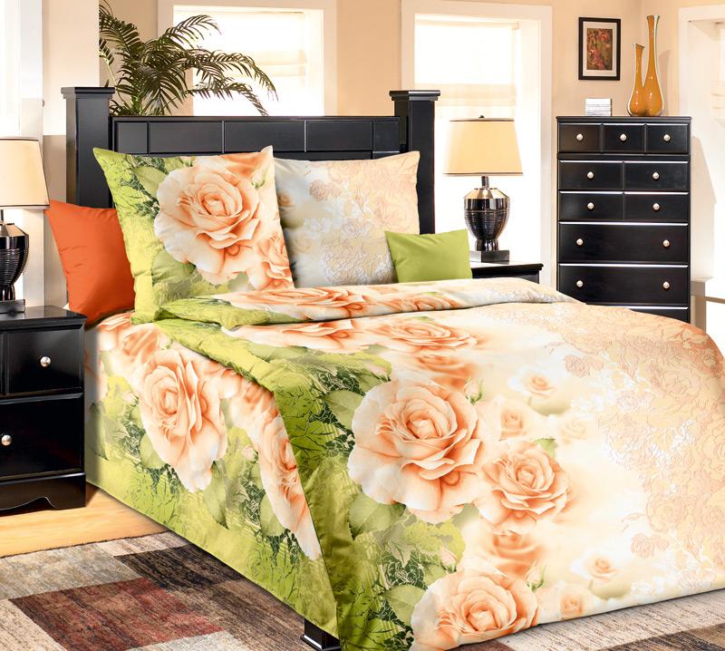Постельное белье Этель Basic Комплект 2 спальный Stone Страйп-Сатин 1551460