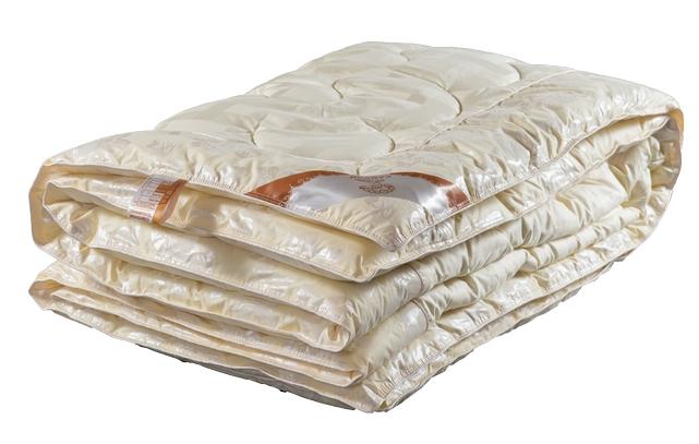Одеяло SAMSON кашемировая шерсть, 140х205см, Одеяла кашемир, Самсон