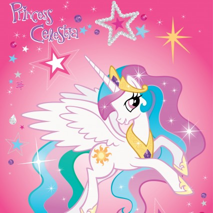 ���� My little pony - ��������� ��������, ����, 150�200��, ���. 520315/2: ������, ������