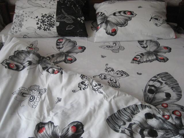 Постельное белье артпостель Бабочки 2 спальный, семейный, евро