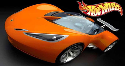 ���������� ����� � ���������� ��� ���� - hot Wheels